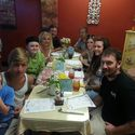 Employess and Family  - Ashley and her family on Mother's Day!